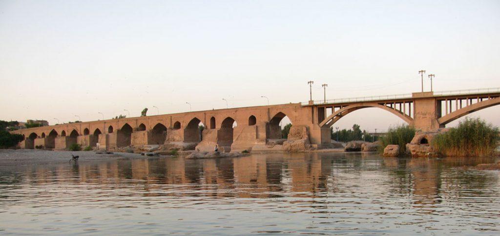 پل قدیم دزفول (پل رومی)
