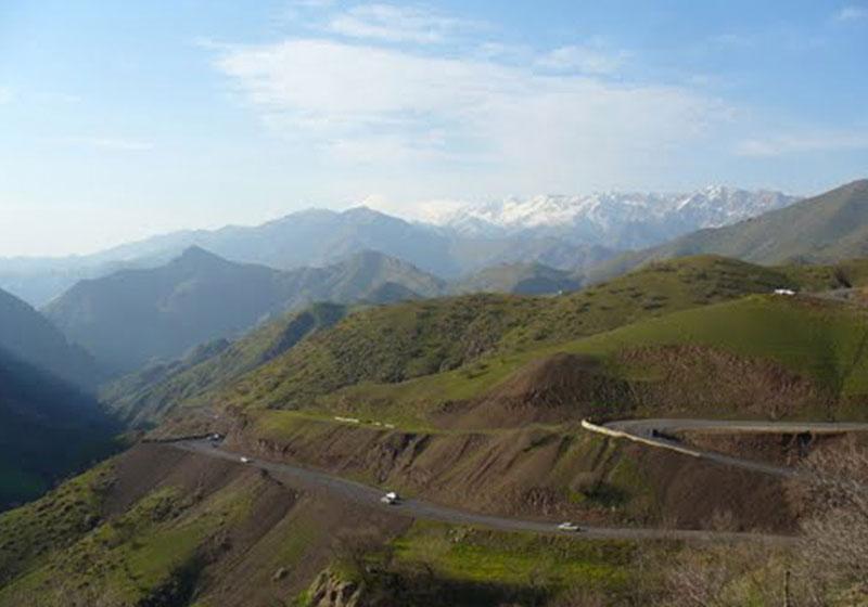 کوه شره زول ایلام