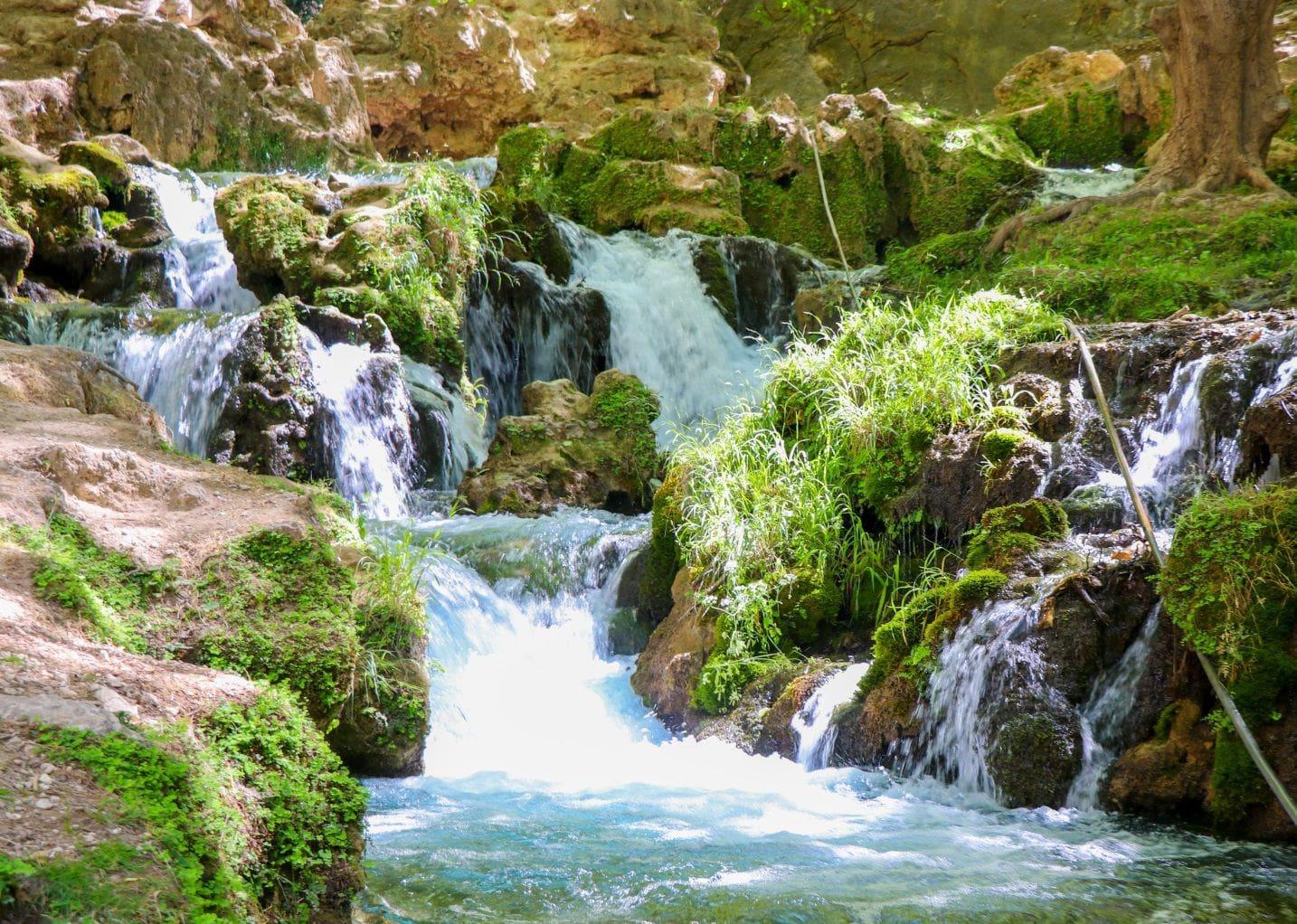 آبشار آتشگاه چهارمحال و بختیاری
