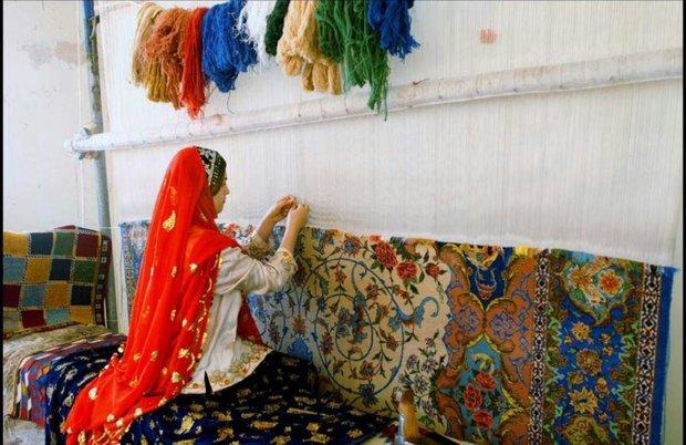 فرش بافی و قالی بافی