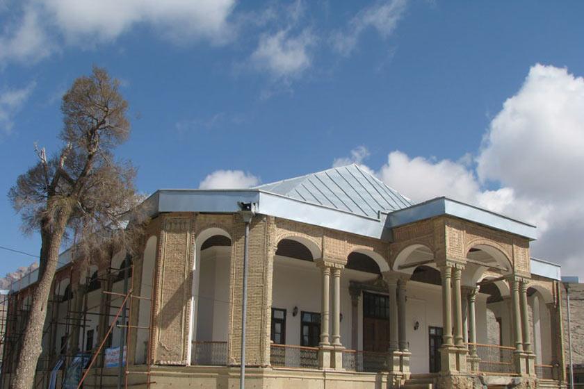 قلعه سردار اسعد بختیاری