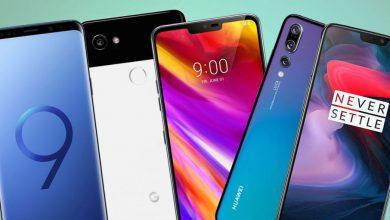 Photo of بهترین گوشی هوشمند اندرویدی سال 2019