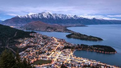Photo of جاذبههای گردشگری نیوزلند