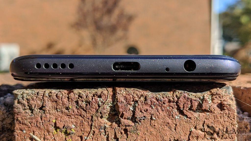 جک 3.5 میلیمتری و پورت تایپ سی گوشی هوشمند آنر 9X