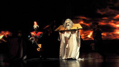 Photo of درباره نمایش «اُپرای عروسکی مولوی»