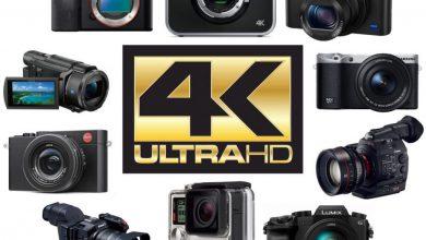Photo of بهترین دوربینهای فیلمبرداری سال 2019