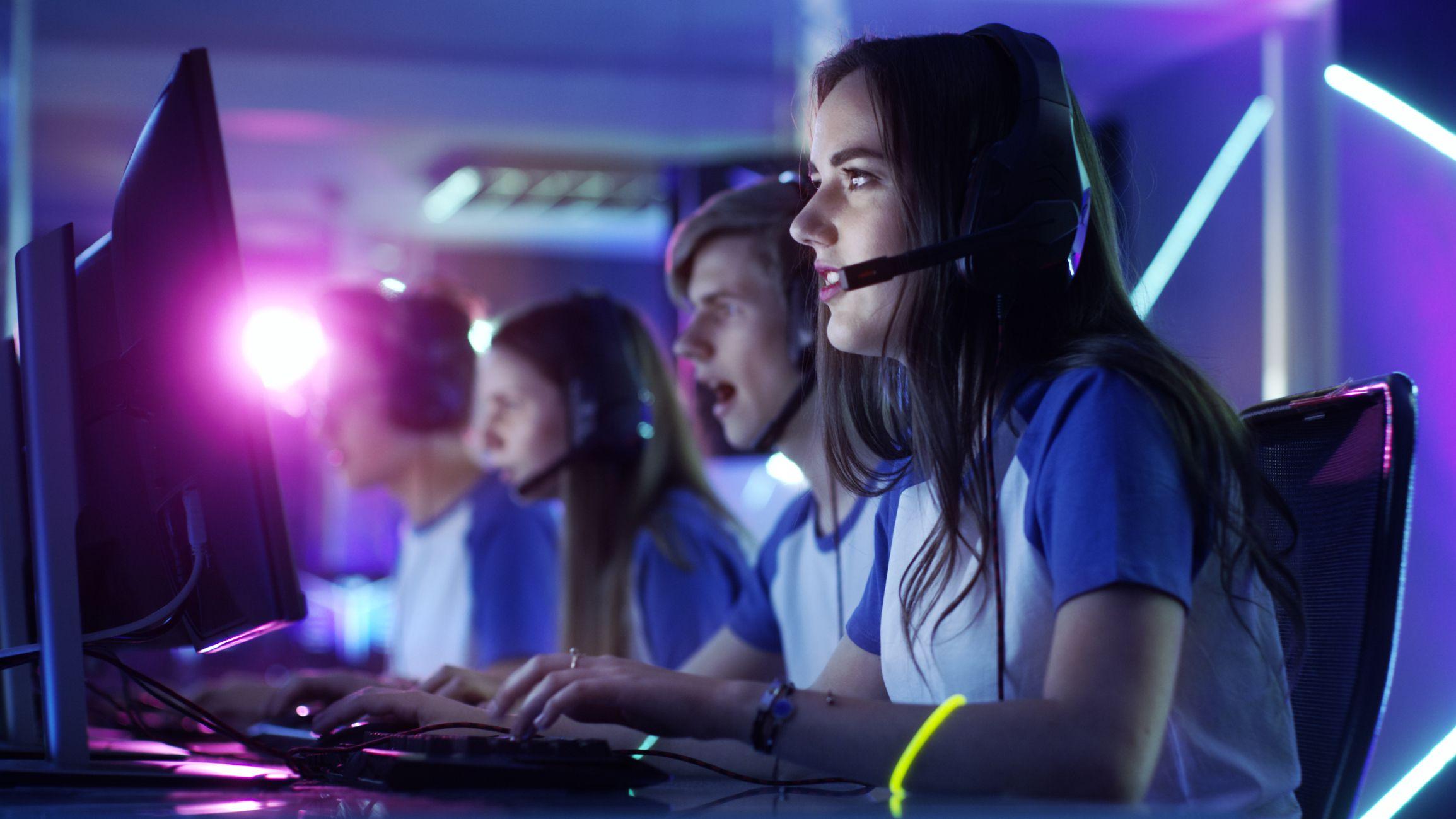 بازیهای ویدیویی - بازی - اعتیاد