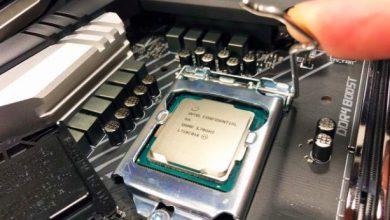 Photo of نحوه بررسی دمای پردازنده کامپیوتر