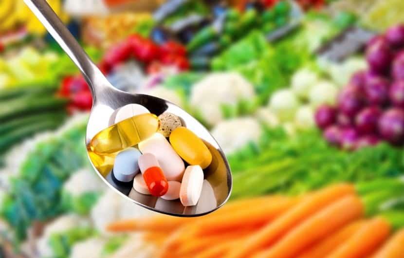 ویتامین و مکمل های انرژیزا