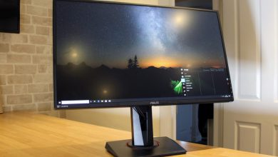 Photo of بررسی نمایشگر گیمینگ TUF Gaming VG27AQ ایسوس