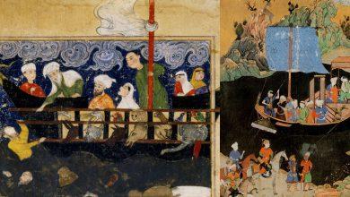 Photo of نگارگری ایرانی را بیشتر بشناسید؛آشنایی با مکاتب نگارگری ایرانی