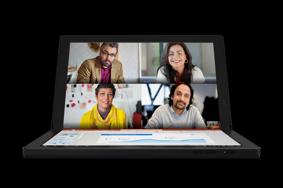 Photo of بررسی اولیه لپ تاپ منعطف ThinkPad X1 Fold لنوو