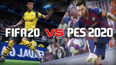 Photo of FIFA 20 در برابر PES 2020؛ کدام یک را باید خرید؟