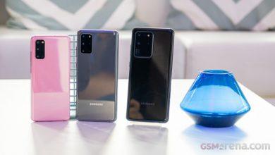 Photo of سری Galaxy S20 پرفروشترین گوشیهای ۵G آمریکا هستند