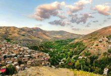 Photo of سفر به روستاهای زیبای ییلاقی در حوالی مشهد مقدس