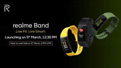 Photo of مشخصات دستبند Realme Band اعلام شد