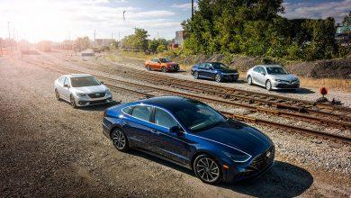 Photo of خودرو های مورد مقایسه: سوناتا، آلتیما، سوبارو، کمری، آکورد