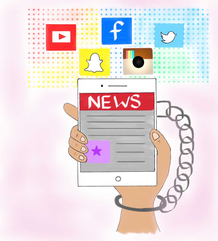 Photo of چرا رسانههای اجتماعیبسیاراعتیادآور هستند؟