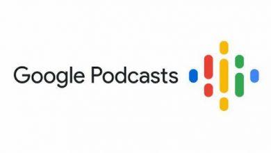 Photo of اپ Google Podcasts برای iOS در دسترس قرار گرفت