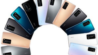 Photo of تصویر فاش شدهی سری Huawei P40 رنگهای آن را به ما نشان میدهند