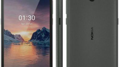 Photo of تصویر گوشی Nokia 1.3 فاش شد؛ یک دوربین در پنل پشتی