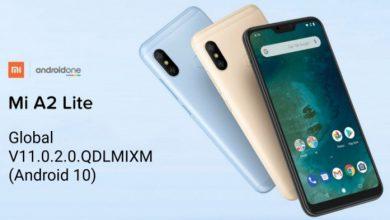 Photo of اندروید ۱۰ برای Xiaomi Mi A2 Lite شروع به عرضه شدن کرده است