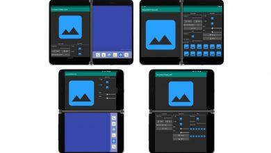 Photo of تصاویر جدید Surface Duo توسط مایکروسافت منتشر شد