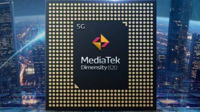 Photo of پردازنده MediaTek Dimensity 820 معرفی شد