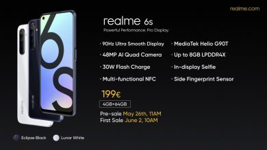 Photo of گوشی Realme 6s به طور رسمی رونمایی شد
