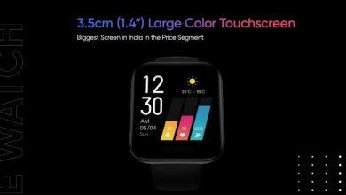 Photo of Realme Watch – مشخصات زیادی از این ساعت هوشمند منتشر شد