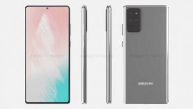 Photo of تصاویر Samsung Galaxy Note20 طراحی احتمالی آن را نشان میدهند
