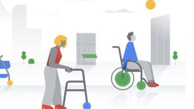 Photo of Google Maps آپدیت جدیدی برای افراد معلول عرضه کرد