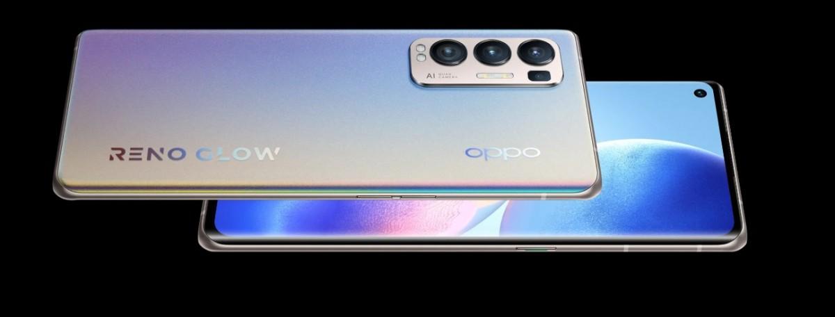 Oppo Reno 5 Pro Plus