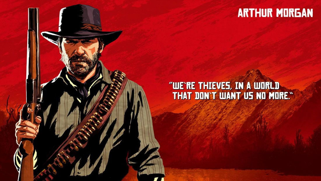 آپدیت 2021 بازی Red Dead