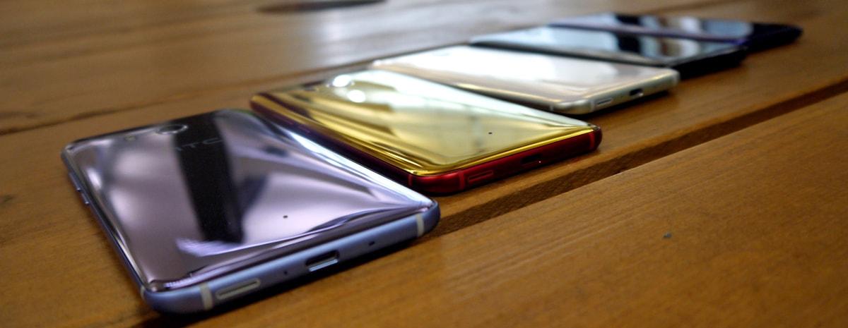نقد و بررسی گوشی HTC U11