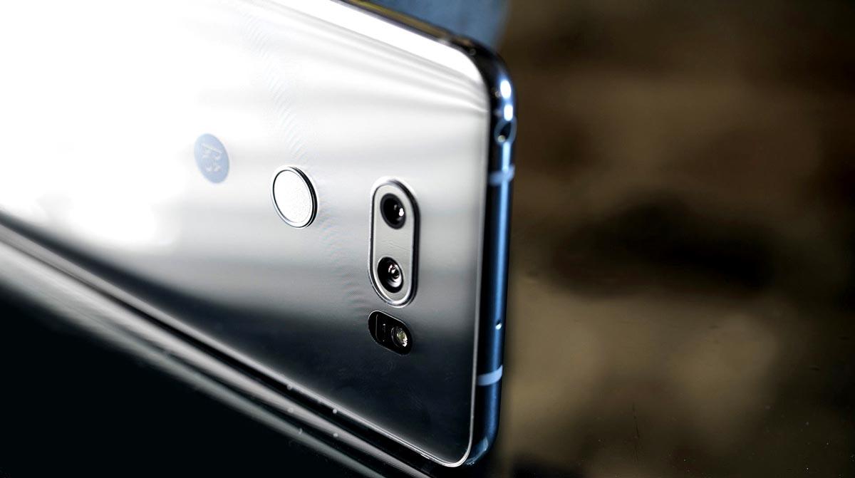 نقد و بررسی گوشی LG V30نقد و بررسی گوشی LG V30