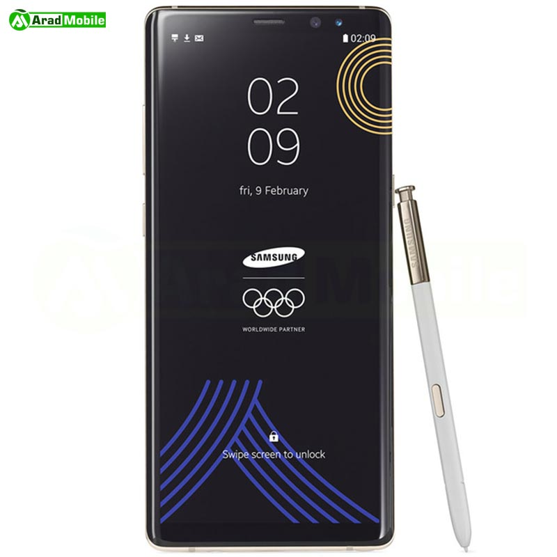 Samsung-note-8-olym-Limited-edition