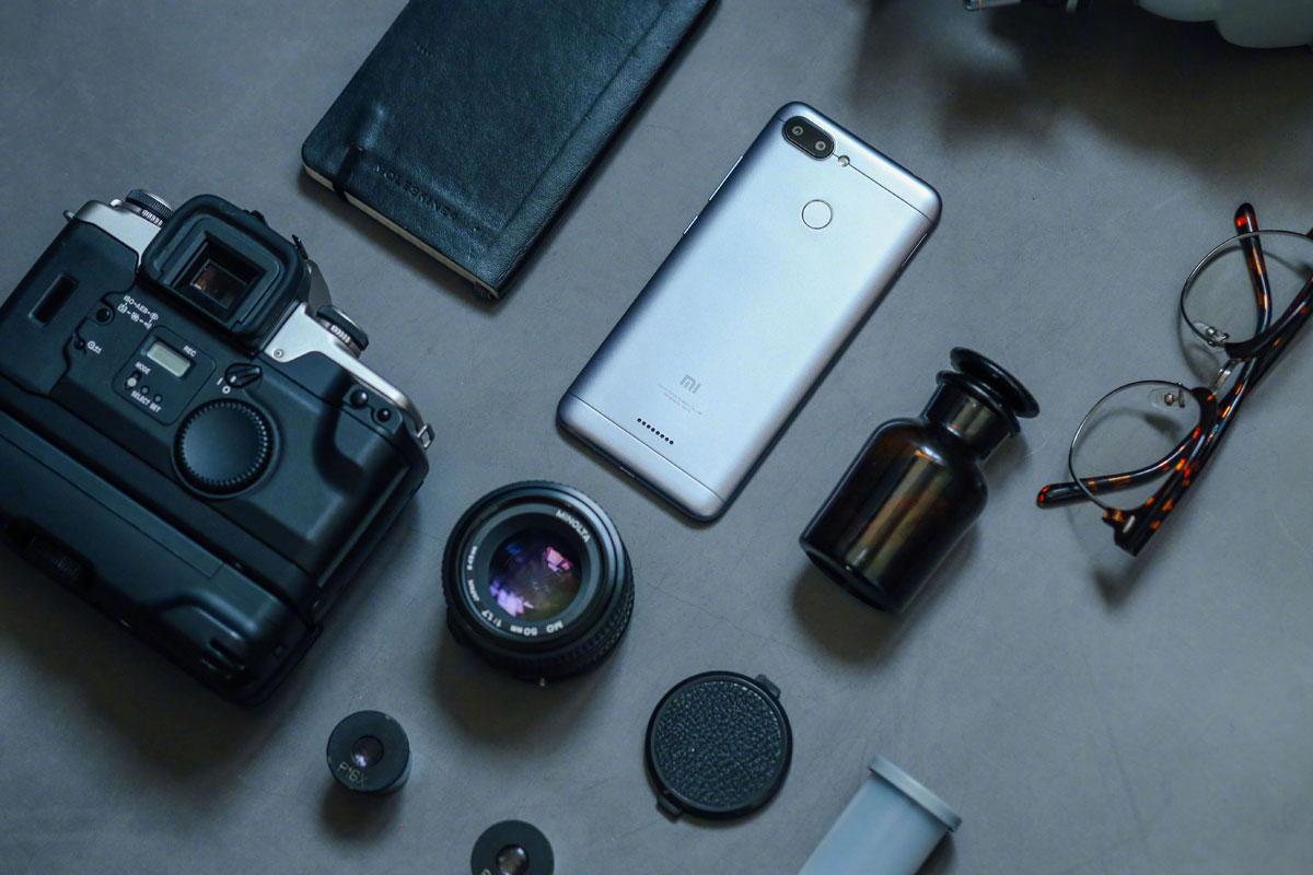 گوشی موبایل شیائومی Redmi 6