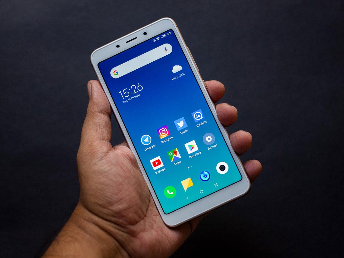 گوشی موبایل شیائومی Redmi 6گوشی موبایل شیائومی Redmi 6
