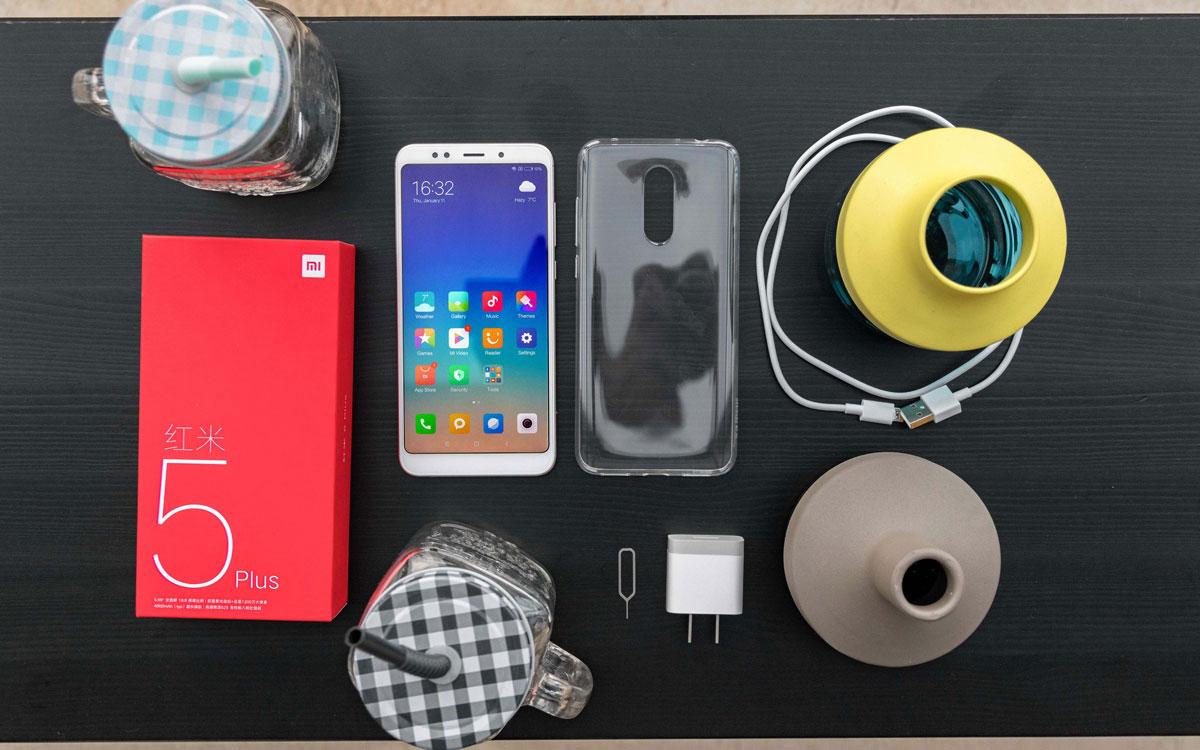گوشی موبایل شیائومی Redmi note 5