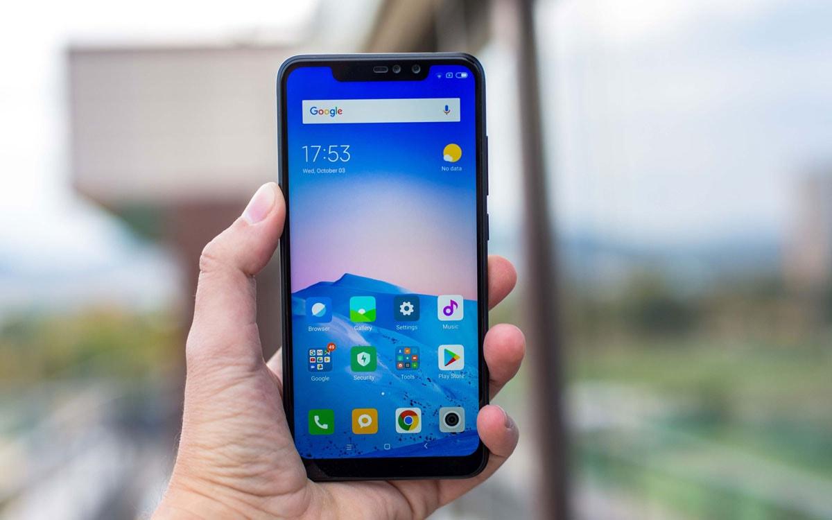 گوشی موبایل شیائومی مدل Redmi Note 6 Proگوشی موبایل شیائومی مدل Redmi Note 6 Pro