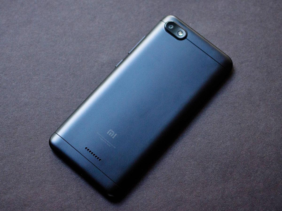گوشی موبایل شیائومی Redmi 6a