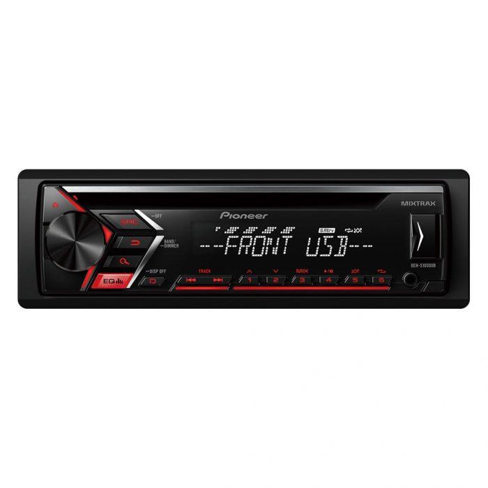 پخش کننده خودرو مدل DEH-S1050UB