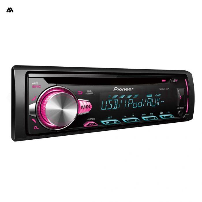 پخش کننده خودرو مدلDEH-S2050UI