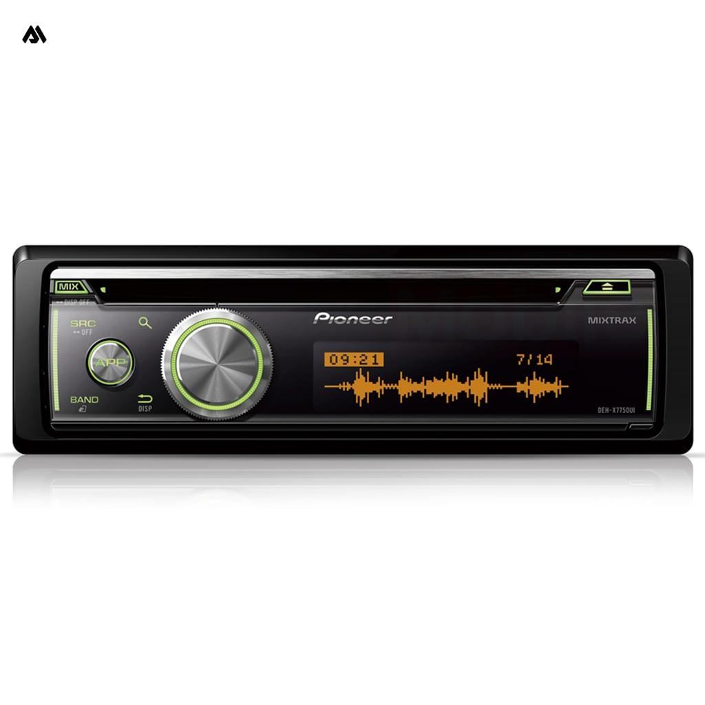 پخش کننده خودرو مدلDEH-X7750UI