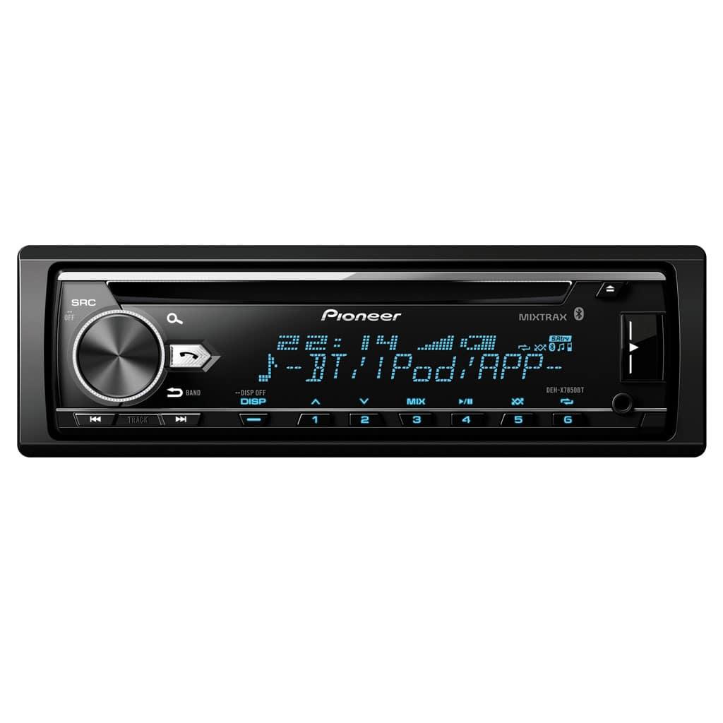 پخش کننده خودرو مدلDEH-X7850BT