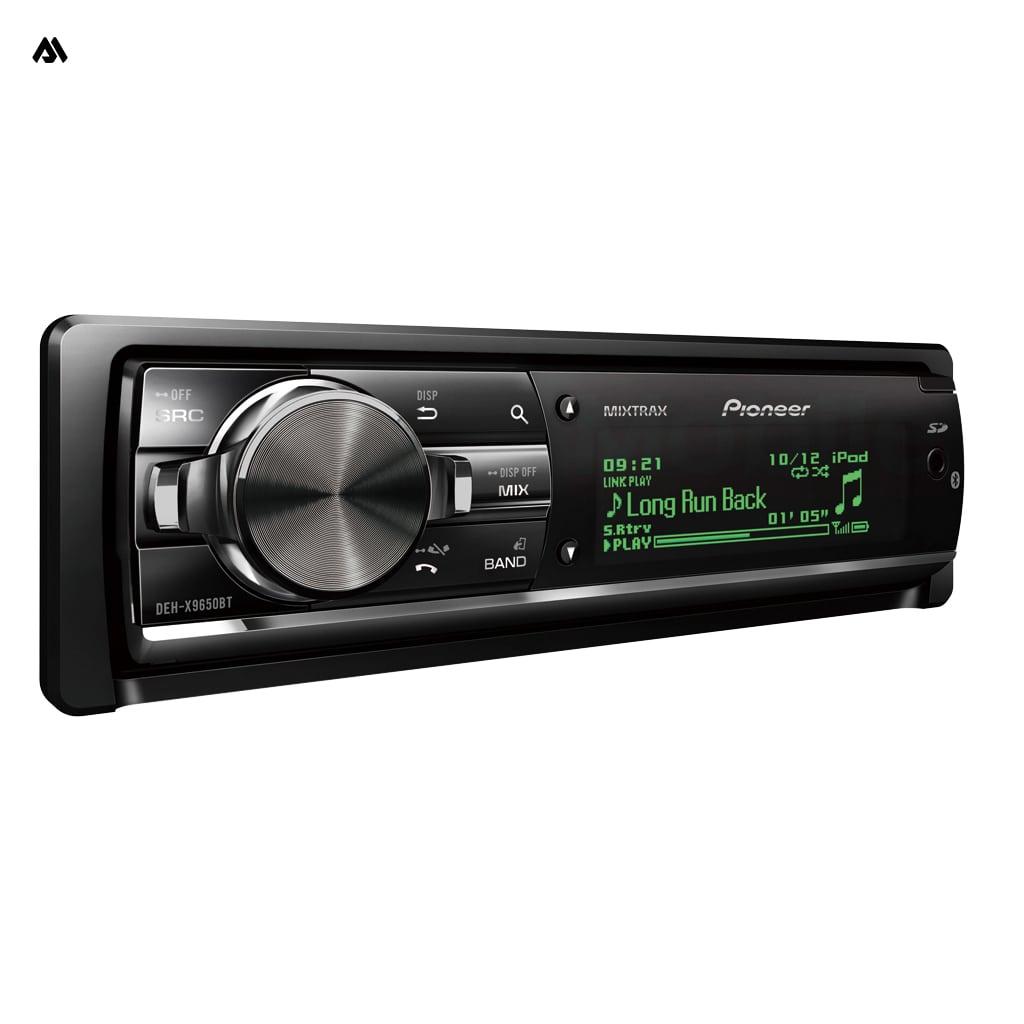 پخش کننده خودرو مدلDEH-X9650BT