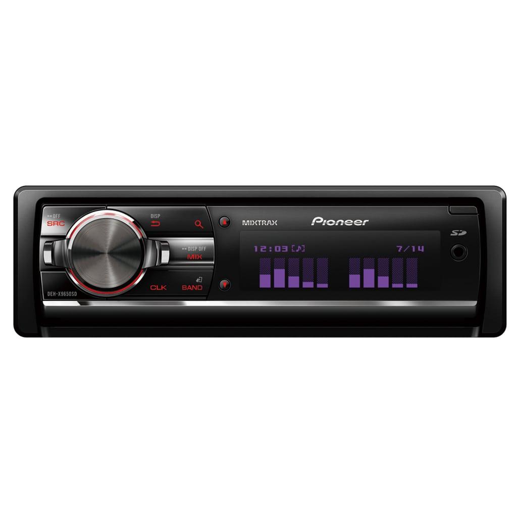 پخش کننده خودرو مدلDEH-X9650SD