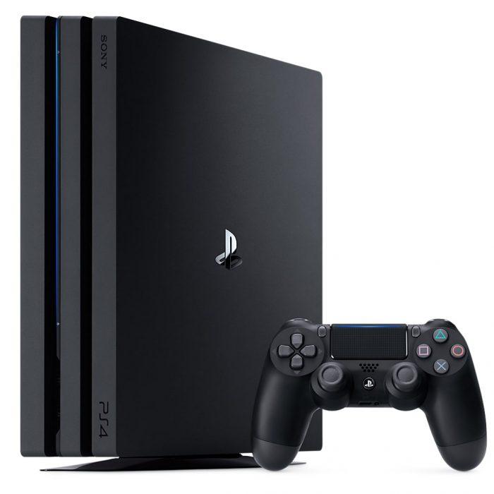 کنسول بازی سونی مدل Playstation 4 Pro Region2 ظرفیت ۱ ترابایت |