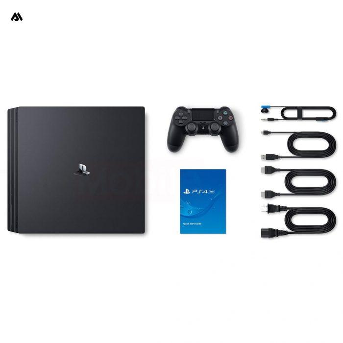Playstation 4 Pro Region2
